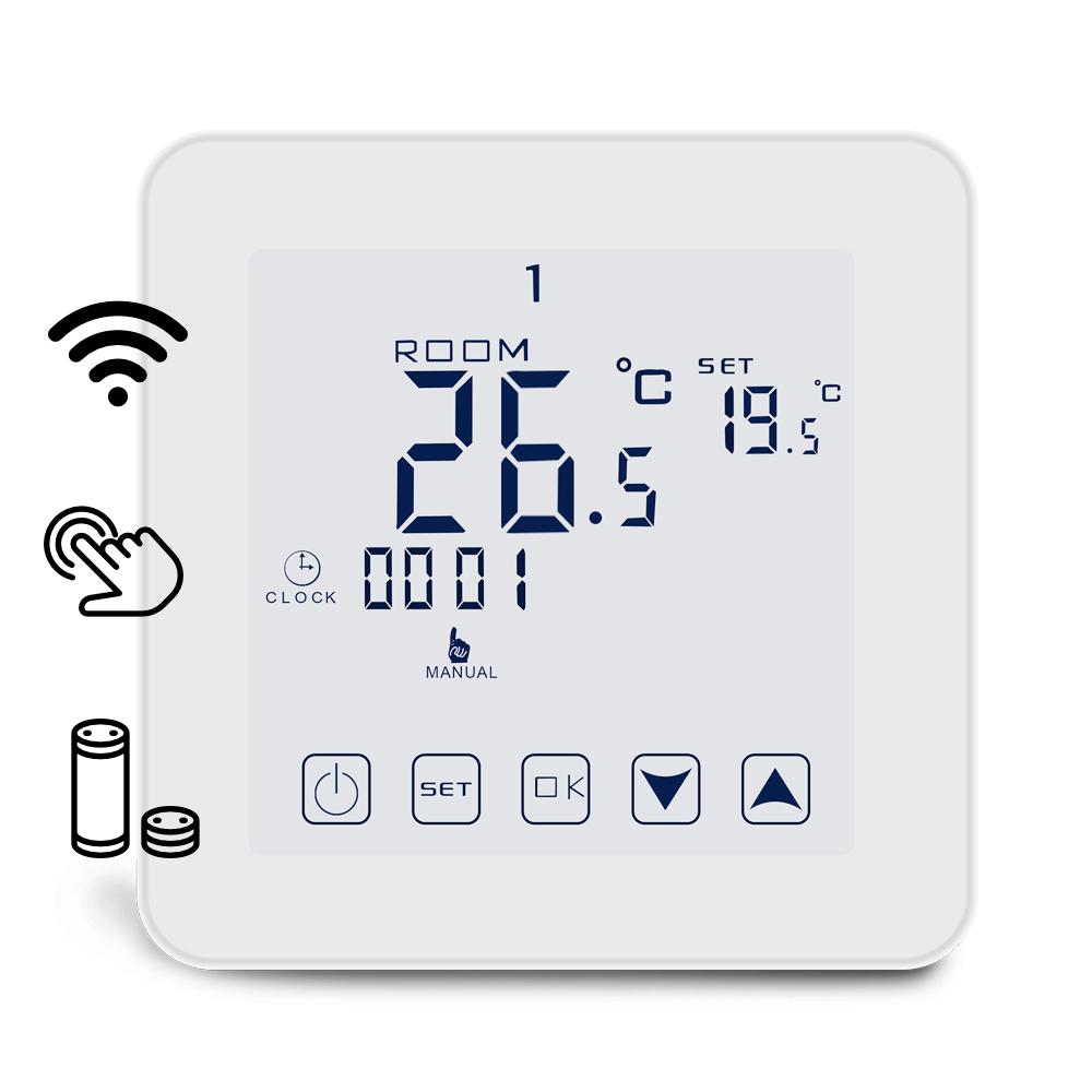termostat, sterownik WiFi do piecy